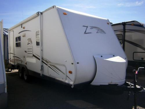 Used 2006 Keystone Zepplin 241 Travel Trailer For Sale