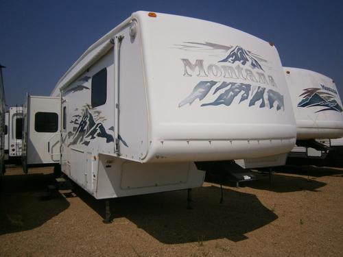 Used 2005 Keystone Montana 3670RL Fifth Wheel For Sale