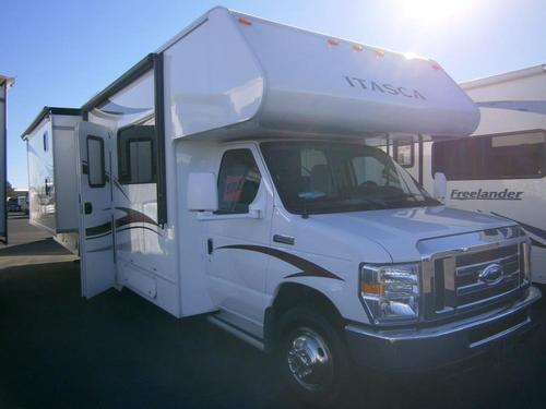 Used 2014 Itasca Spirit 31H Class C For Sale