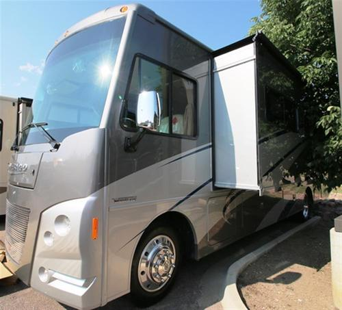 New 2016 Winnebago VISTA LX 35F Class A - Gas For Sale