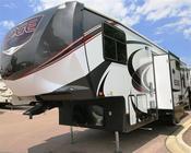 New 2016 Heartland EDGE 357 Fifth Wheel Toyhauler For Sale