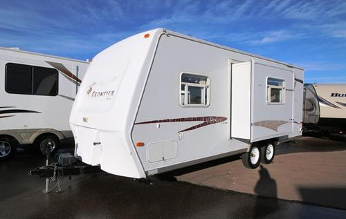 Used 2005 K-Z Frontier 2303 Travel Trailer For Sale