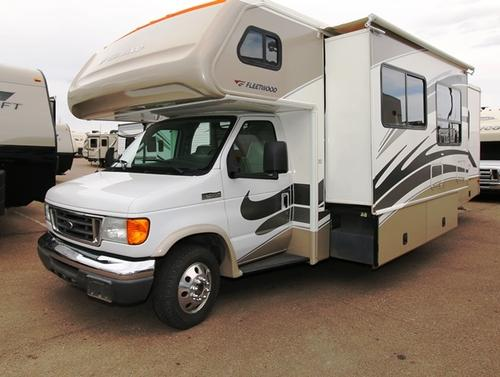 Used 2007 Fleetwood Jamboree GT 31W Class C For Sale