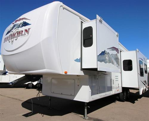 Used 2007 Heartland Bighorn 3055 RL Fifth Wheel For Sale