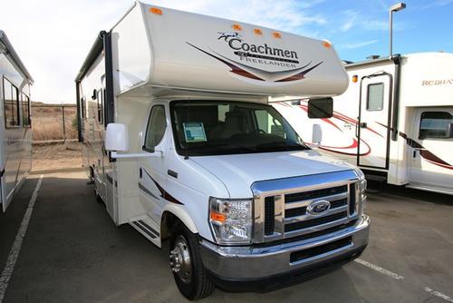 Used 2015 Coachmen Freelander 22QB Class C For Sale