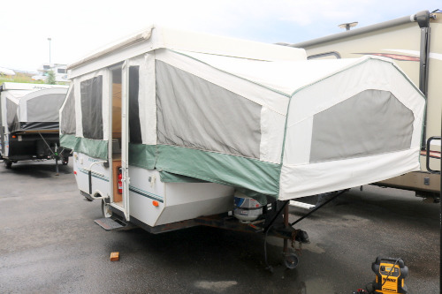 New Or Used Fold Down Tent Campers For Sale Camping World Rv Sales
