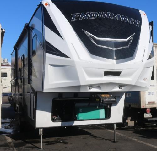 Denver Rv Show: New Or Used Toyhauler Campers For Sale