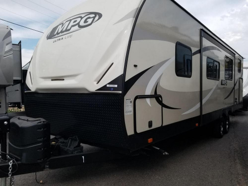 Exterior : 2017-CRUISER RV-2790DB
