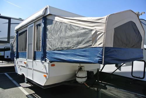 Used 2010 Forest River Flagstaff 10 Pop Up For Sale