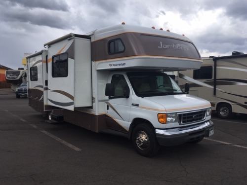 Fleetwood Jamboree RVs for Sale - Camping World RV Sales