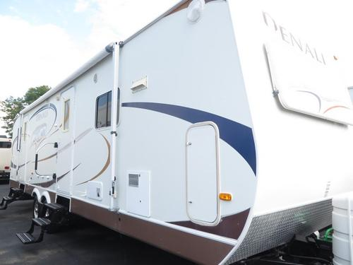 Used 2008 Dutchmen Denali 35 Travel Trailer For Sale