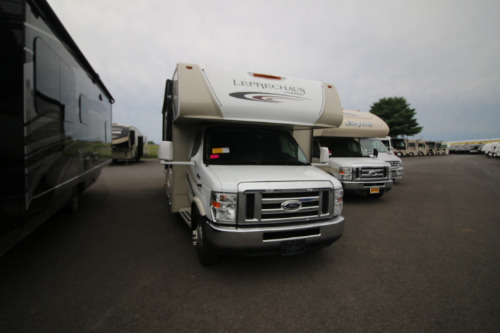 Cab : 2016-COACHMEN-260DS