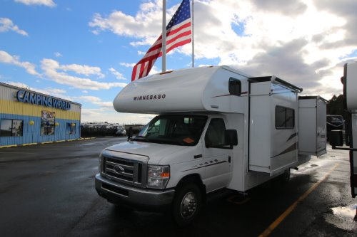 RV : 2019-WINNEBAGO-27D