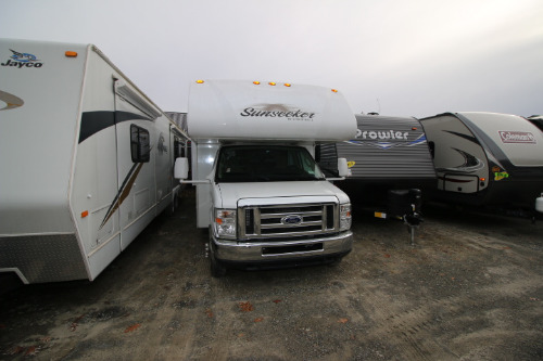 Exterior : 2014-FOREST RIVER-3170DS