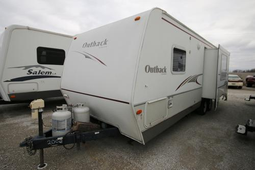 Used 2006 Keystone Outback 26RLS Travel Trailer For Sale