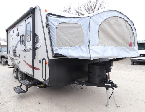 Camping World Kaysville >> Hybrid Expandable Rvs For Sale Camping World Hkr