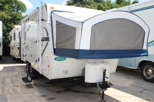 2011 Coachmen Apex