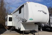 Used 2008 Forest River Sierra 335RGT Fifth Wheel For Sale