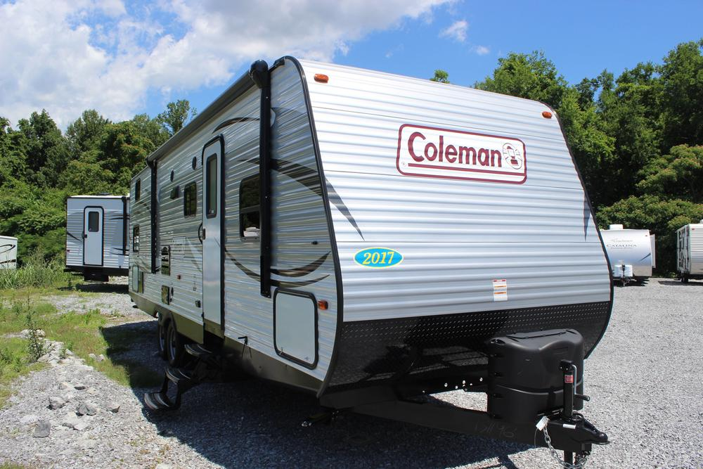 New 2017 Coleman Coleman Cts295qb Travel Trailer For Sale ...