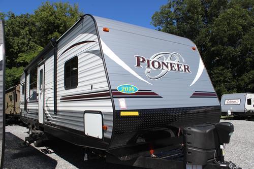 2017 Heartland Pioneer