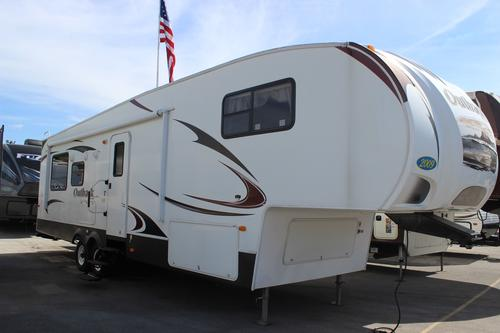 Used 2009 Keystone Outback 310FRL Fifth Wheel For Sale