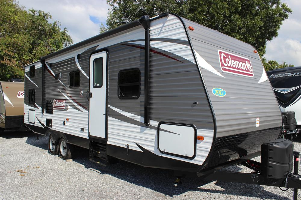 2017 Coleman Coleman Cts262bh Camping World Of Knoxville