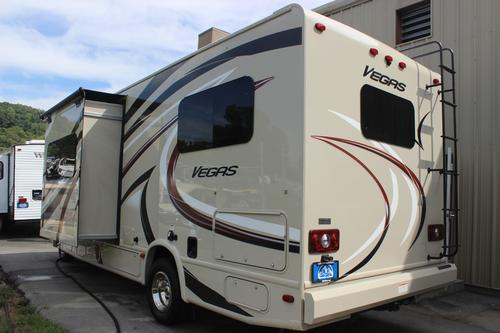 Perfect 2017 Thor Vegas 241  Camping World Of Knoxville  1323448