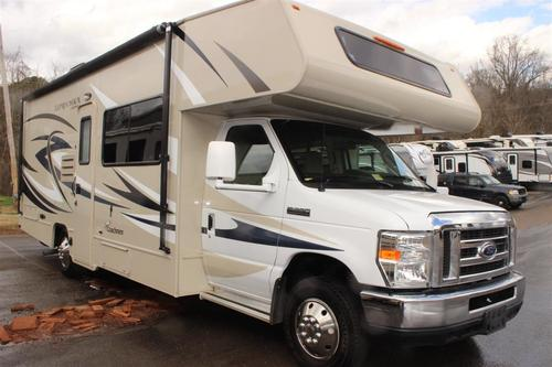 Exterior : 2016-COACHMEN-260RS