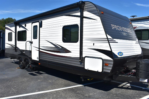 Heartland Pioneer Rvs For Sale Rvs Near Knoxville