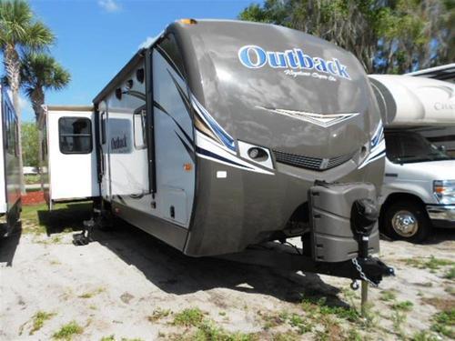 Used 2014 Keystone Outback 316RL Travel Trailer For Sale