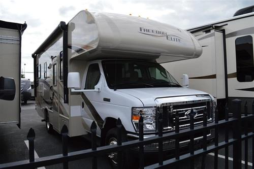 New 2016 THOR MOTOR COACH Freedom Elite 23H Class C For Sale
