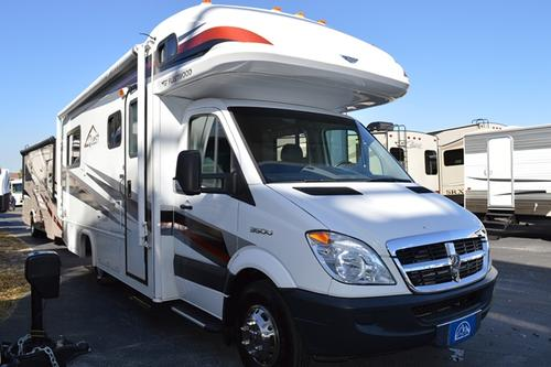 Used 2010 Fleetwood Quest 24L Class B Plus For Sale