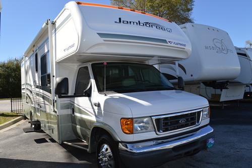 Used 2005 Fleetwood Jamboree GT 30U Class C For Sale