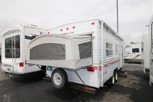 Used 2000 Fleetwood Terry 235 Fifth Wheel For Sale