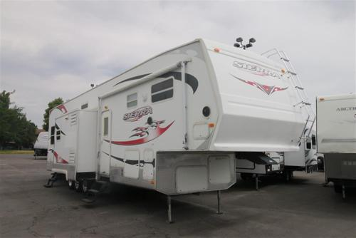 2008 Forest River Sierra Sport