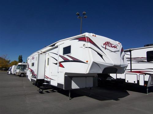2010 Eclipse RV Attitude