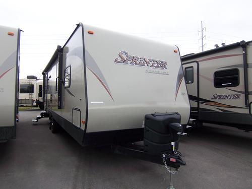 2016 Keystone Sprinter