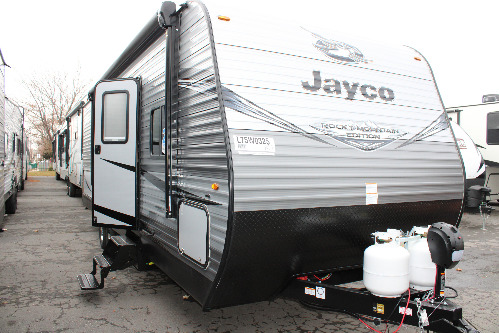 Bedroom : 2020-JAYCO-267BHSW