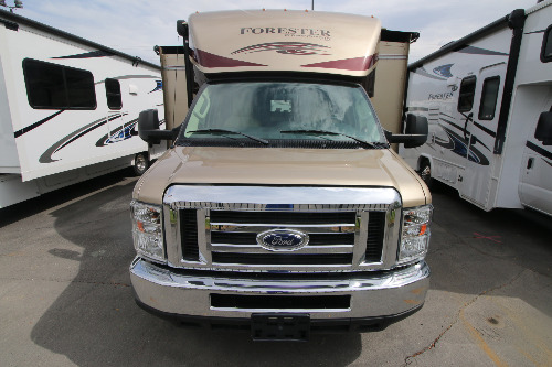 Cab : 2017-FOREST RIVER-2801QS FORD E450 6.8 LITER