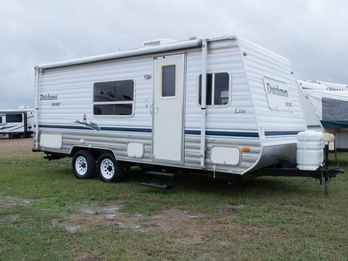 Used 2004 Dutchmen Sport M-19F Travel Trailer For Sale