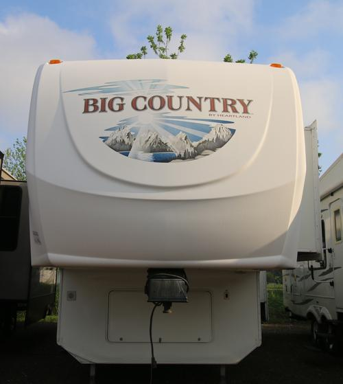 2008 Heartland Big Country