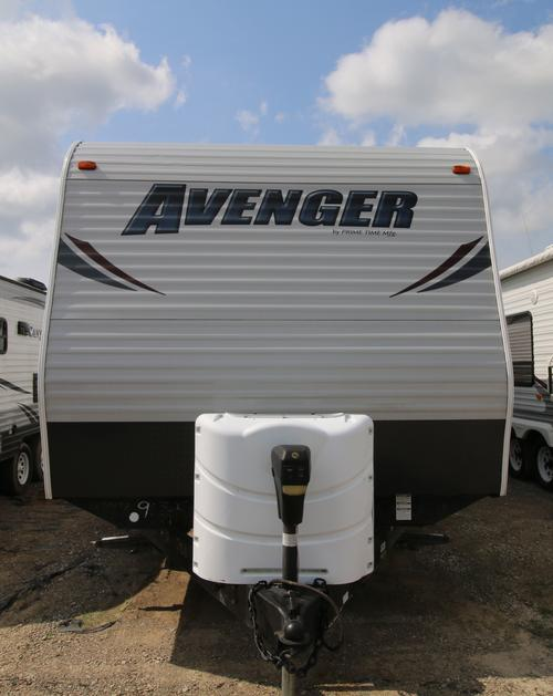 2014 Forest River AVENGER