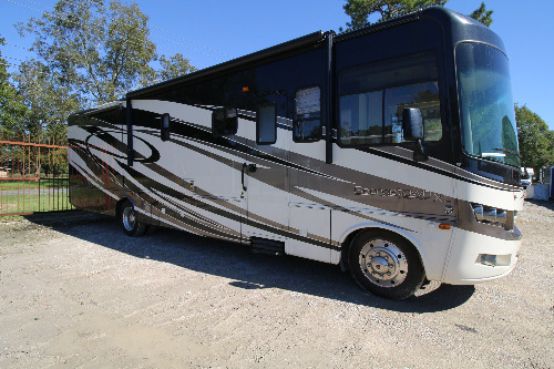 Exterior : 2012-FOREST RIVER-360DS