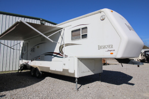 Bathroom : 2003-JAYCO-M-31RLS
