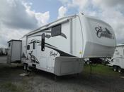 Used 2008 Forest River Cardinal 33LE Fifth Wheel For Sale