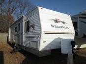 Used 2004 Fleetwood Wilderness 320BHS Travel Trailer For Sale