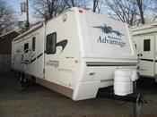 Used 2004 Fleetwood Wilderness ADVANTAGE 300FQS Travel Trailer For Sale