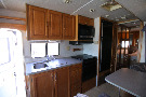 Kitchen : 1995-ITASCA-34RQ