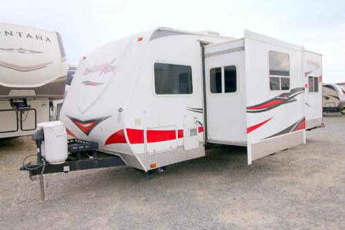 Floor Plan : 2011-CRUISER RV-276