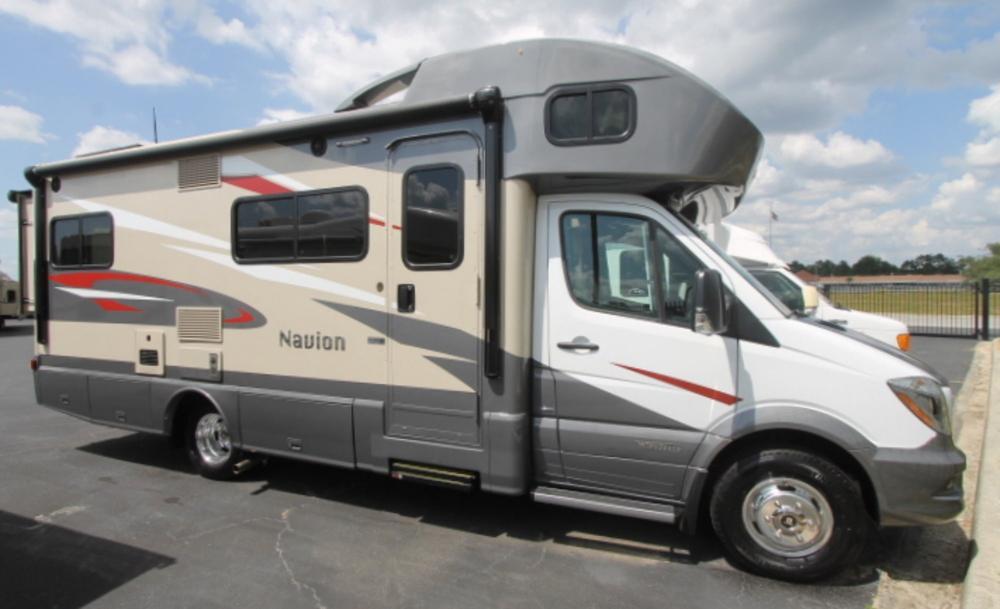 Brilliant Winnebago Navion RVs For Sale  Camping World RV Sales